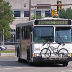 What happens if you hit a city bus?